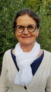 Joëlle Gouvrion référente lapins
